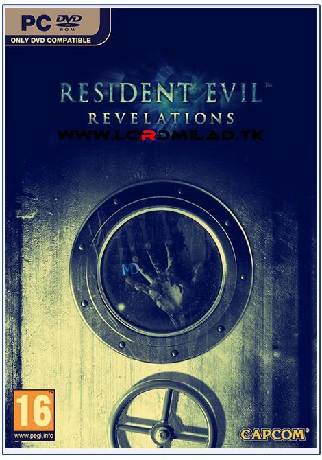 شاهزاده میلاد،LORDMILAD،http://lordmilad.mihanblog.com،،مشکل در بازی Resident Evil Revelations,معرفی بازی های جدید,دانلود,دانلود بازی 2012,دانلود رایگان بازی,دانلود رایگان بازی کامپیوتر,دانلود رایگان بازی زیبای Resident Evil Revelations,راهنمای نصب بازی Resident Evil Revelations