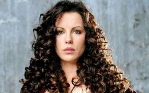 مدل موی فرفری