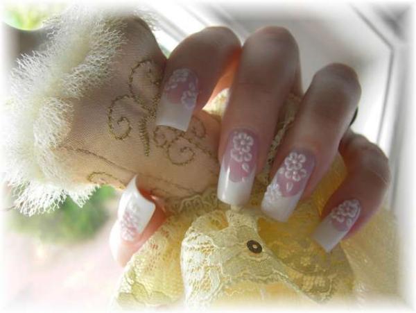 مدلهای جديد طراحی ناخن عروس 2013