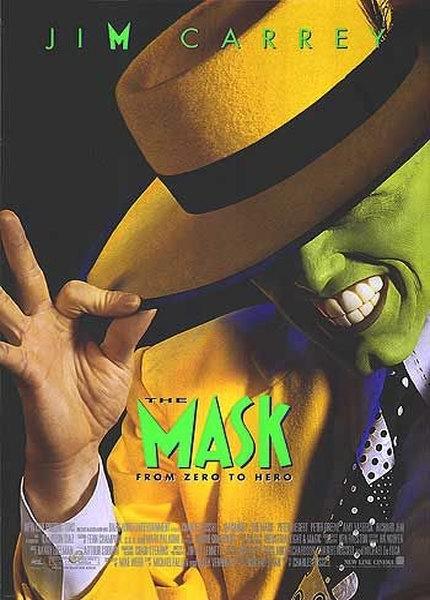 دانلود فیلم  زیبای The Mask 1994 با دو کیفیت BluRay  ۷۲۰p & 1080p
