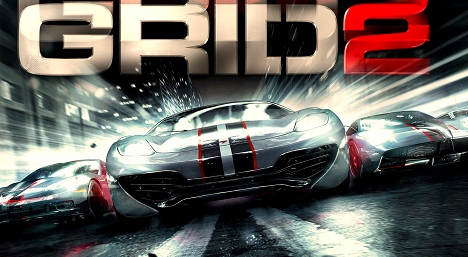 دانلود آپدیت بازی GRID 2