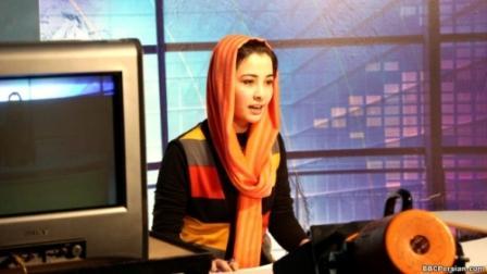عکس مجری زن تلویزیون