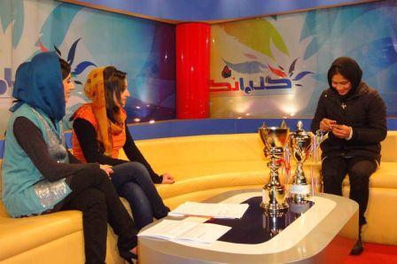 مجریان زن تلویزیونهای افغانستان