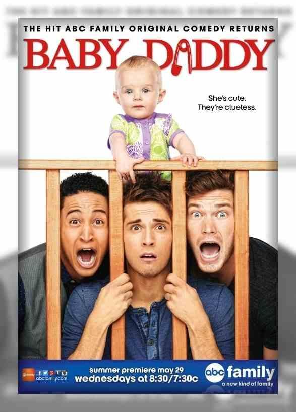 سریال Baby Daddy فصل دوم