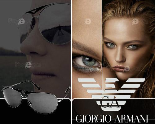 خرید عینک آفتابی جورجیو آرمانی