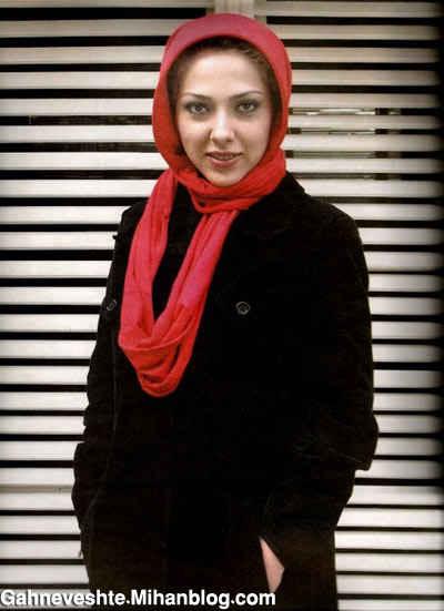 عکس جدید و بسیار زیبای لیلا اوتادی - Leila Otadi
