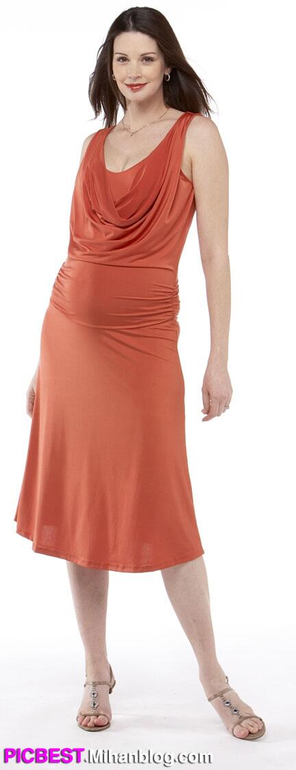 مدل لباس حاملگی - مدل لباس زیبا و جدید حاملگی