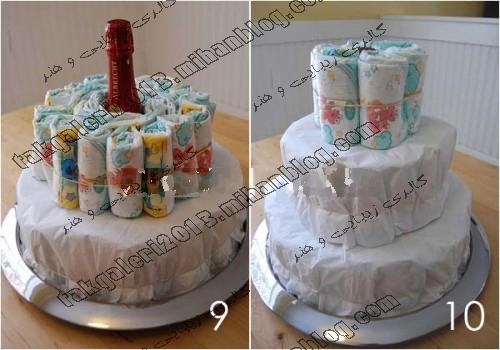 Фото как сделать торт своими руками