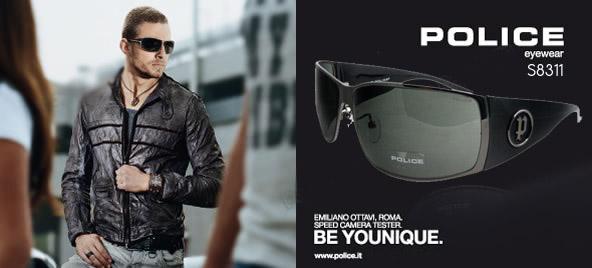خرید عینک افتابی مردانه پلیس