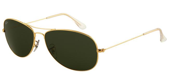 فریم طلایی ریبن 3362 عینک آفتابی