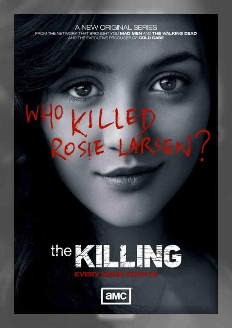 سریال The Killing فصل اول