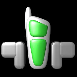 nimb..bom..qip..jabim..talkonaut...android Qip_icon