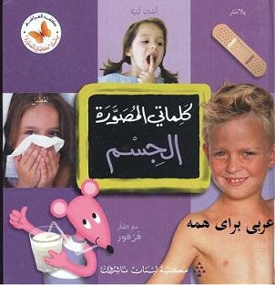 اسامی اعضای بدن انسان به عربی