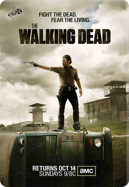 The Walking Dead دانلود سریال The Walking Dead