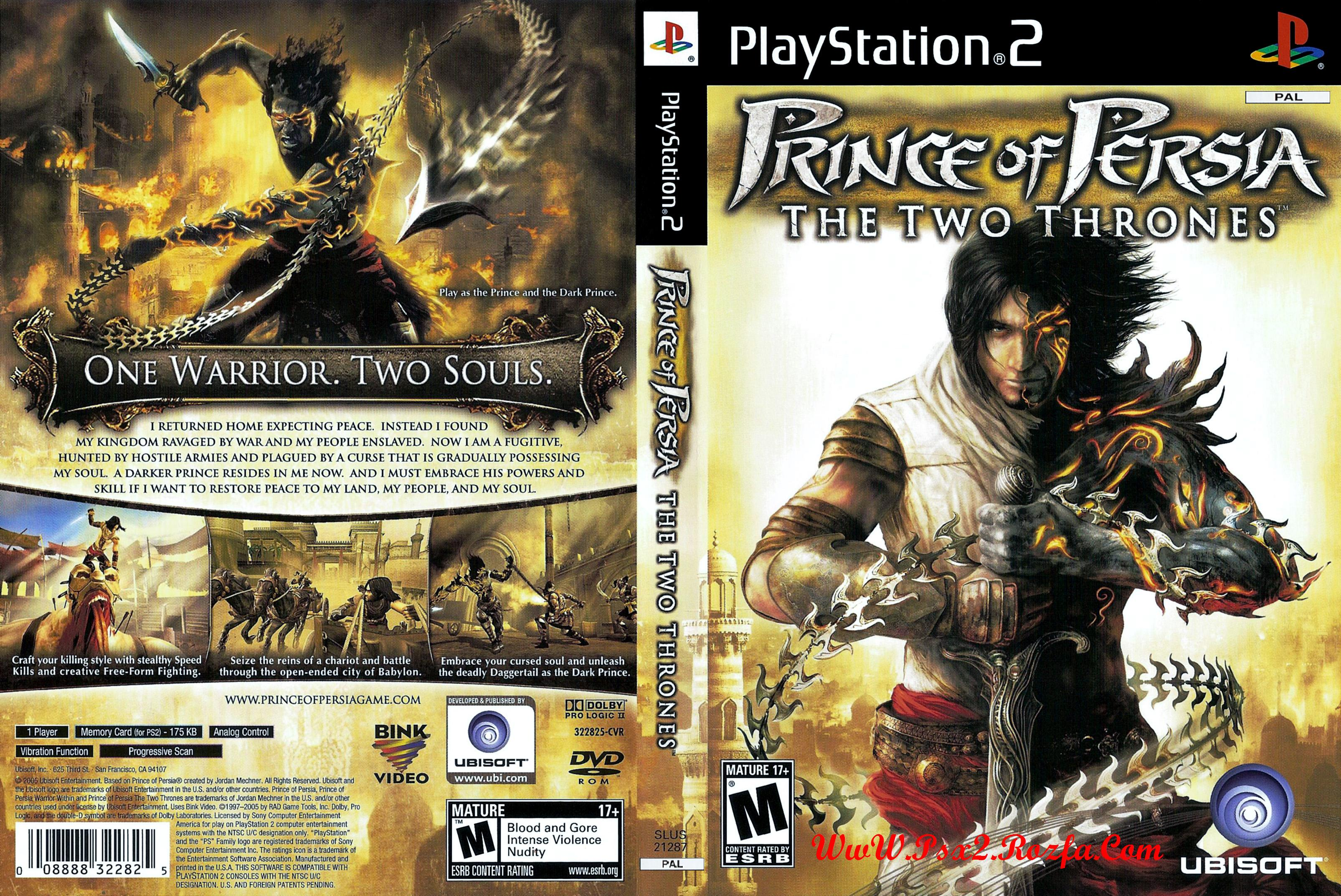 Prince Of Persia The