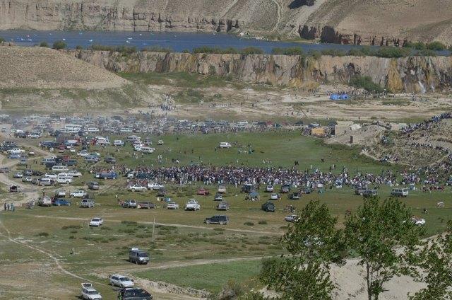 جشنواره راه ابریشم در بامیان به روایت عکس