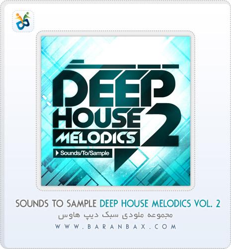 دانلود لوپ ملودی Deep House Melodics Vol 2