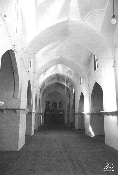 شبستان مسجد امیرچقماق