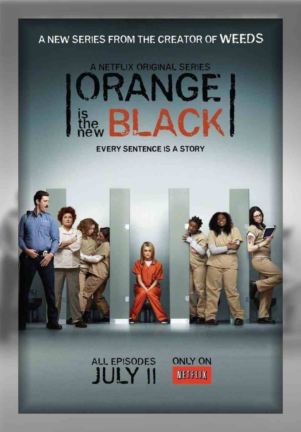 سریال Orange is the New Black فصل اول