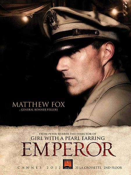 فیلم Emperor 2012