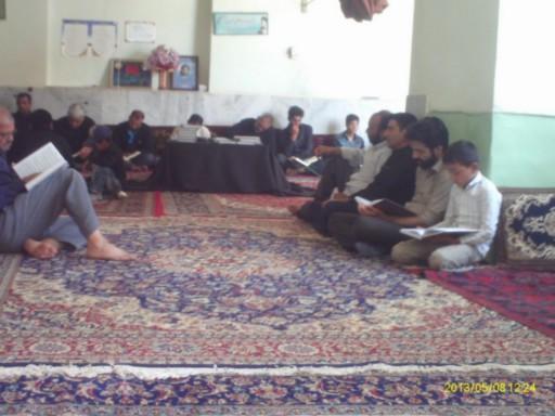 رمضان 92 مسجد جامع چشام