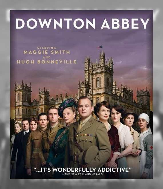 سریال downton abbey فصل پنجم