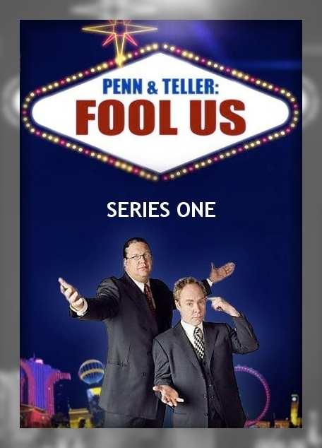 مسابقه شعبده بازی Penn & Teller: Fool Us