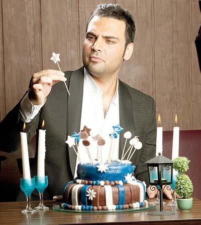 جشن تولد احسان علیخانی