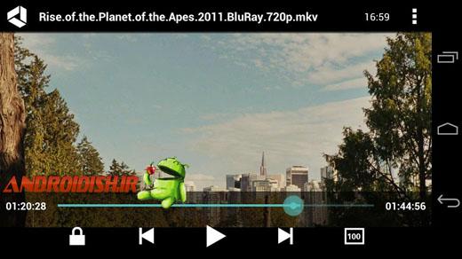دانلود ویدئو پلیر VPlayer Video Player 3.2.0+unlocker برای اندروید