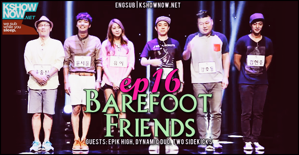 Eng Sub _ Barefoot Friends EP 15– 29