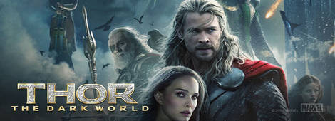 Thor The Dark World,پستر Thor The Dark World,نمونه کیفیت Thor The Dark World,