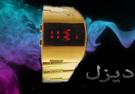 فروش ساعت مچی دیزل