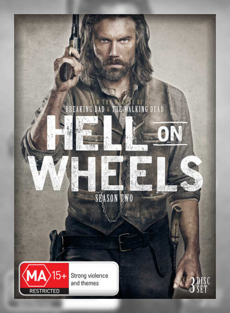 سریال Hell on Wheels فصل سوم