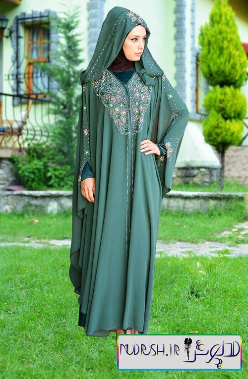 انواع مدل چادر زنانه عربی 2013