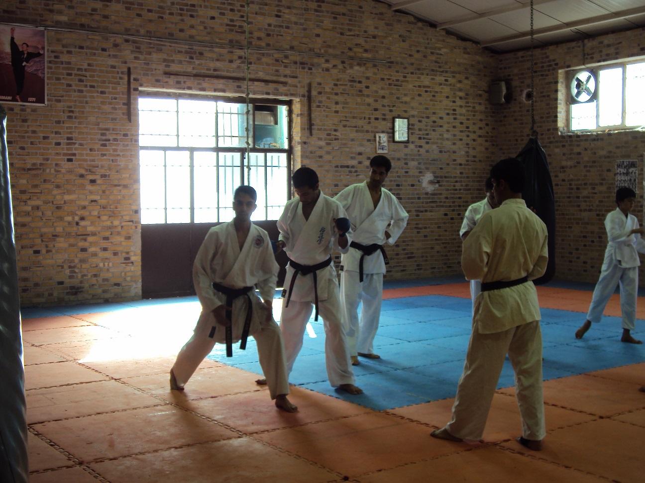 کاراته گناباد