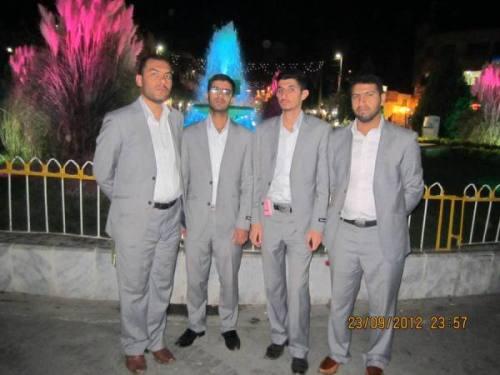 عکس بیاد ماندنی در مشهد مقدس