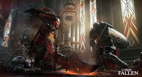 دانلود تریلر بازی Lords Of The Fallen Gamescom 2013