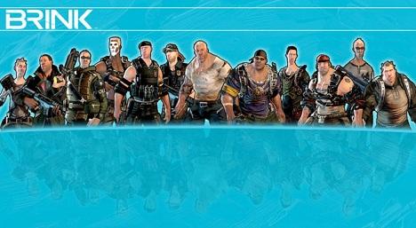 دانلود بازی brink برای PC