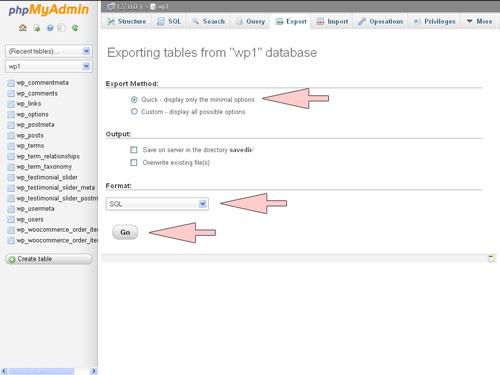 تغییر پیشوند جداول پایگاه داده!اولین گام بالا بردن امنیت