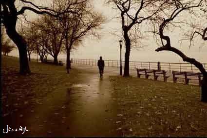 من تنها