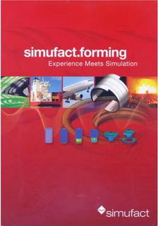 Simufact forming 9.0 تولید فرمینگ صنعتی یک محیط کامل و یکپارچه برای شبیه سازی و تحلیل کلیه فرایندهای صنعتی