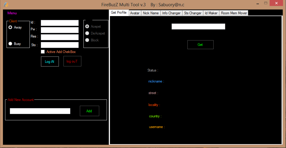 FireBuzZ Multi Tool v.3 FireBuzZ_Multi_Tool_v_3