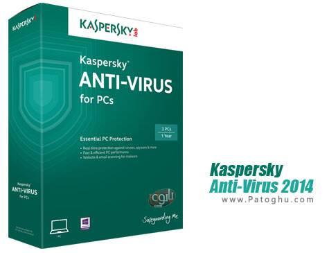 نسخه جدید آنتی ویروس قدرتمند کاسپراسکای Kaspersky Anti-Virus 2014 14.0.0.4651 Final
