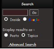 ye nazar va  help be admin va dostan [ solved ] Search_Forummmmmmm