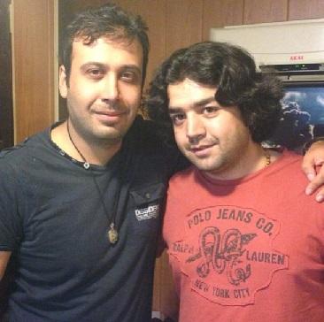 عکس جدید محسن چاوشی و حسین صفا