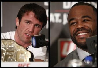 8.30.2013 : بحثِ Evans و Sonnen برای تشکیل مبارزه !   Matt Brown در مقابلِ Tarec Saffiedine ؟