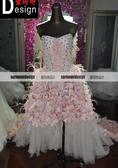 گالری عكسهای ژورنال لباس عروس 2013