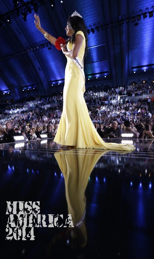 مراسم Miss America 2014