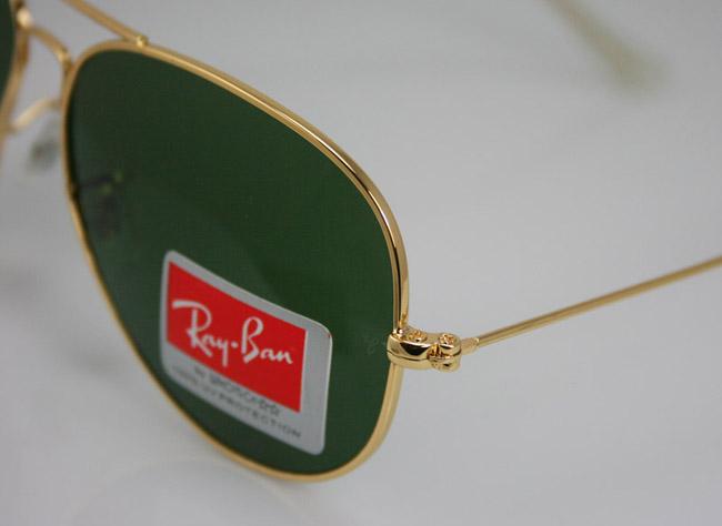 خرید عینک ریبن طلایی زنانه