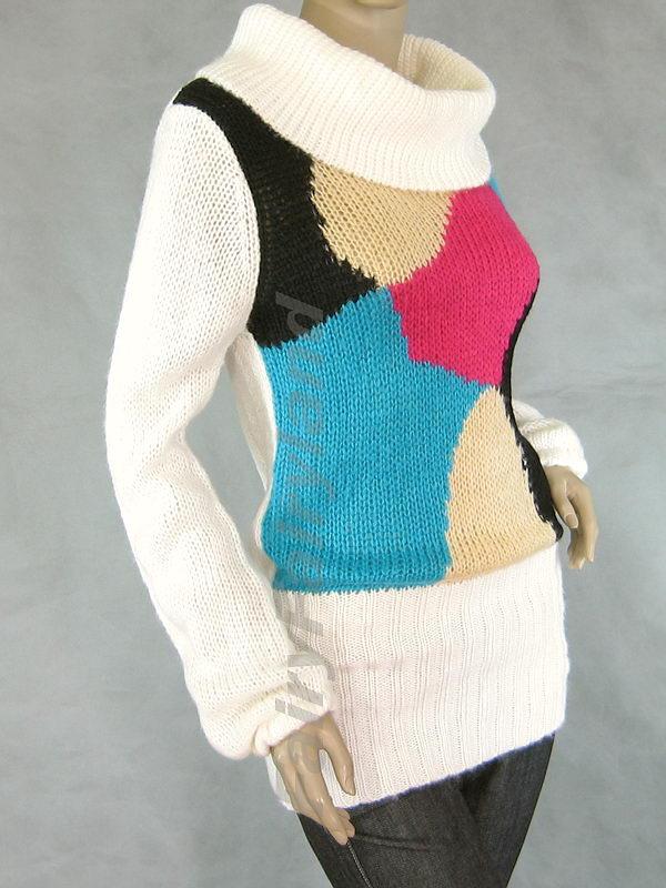 مدل لباس بافتنی زمستانی  مدل لباس بافتنی شیك زنانه و دخترانه